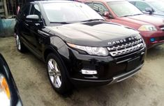 Foreign Used 2013 Range Rover Evogue