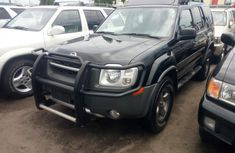 Foreign Used 2002 Nissan Xterra