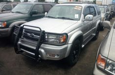 Foreign Used 2002 Toyota 4-Runner