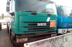 Foreign Used Iveco Eurostar Tanker Truck