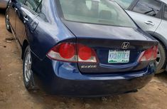 2008 Honda Civic Manual(Toks Standard/First Body And Accident Free)