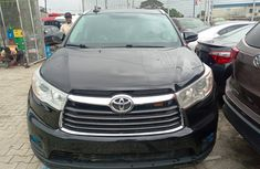 Brand New 2017 Toyota Highlander for sale