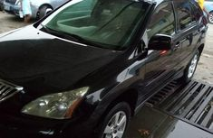 Very sharp neat black 2006 Lexus RX automatic for sale