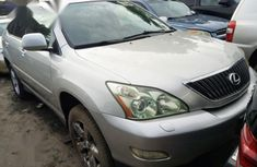 Sell used 2006 Lexus RX suv  automatic at price ₦3,400,000