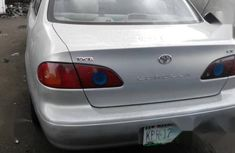 Need to sell grey 1999 Toyota Corolla at price ₦650,000 in Port Harcourt