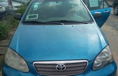 Sell well kept 2008 Toyota Corolla at mileage 71,524 in Ikeja