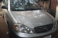 Need to sell cheap used 2003 Toyota Corolla