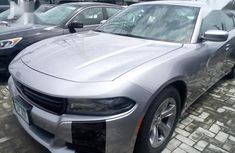 Sell grey 2016 Dodge Charger suv automatic in Lagos