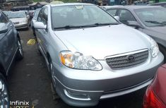 Need to sell used 2007 Toyota Corolla automatic at cheap price