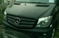 Black 2017 Mercedes-Benz Sprinter for sale at price ₦26,000,000