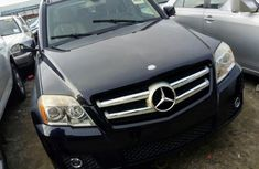 2011 Mercedes-Benz GLK-Class automatic for sale in Lagos