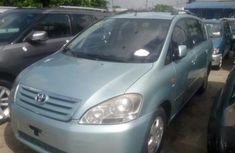 Sell authentic used 2005 Toyota Avensis in Lagos