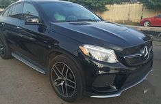 Selling 2017 Mercedes-Benz GLE suv automatic in Ikeja