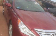 Hyundai Sonata 2014 Red color for sale