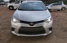Sell high quality 2015 Toyota Corolla automatic in Abuja