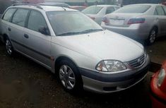 Sell used grey 2002 Toyota Avensis van manual at cheap price