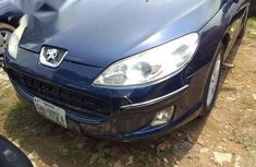 Sell well kept 2005 Peugeot 407 automatic at price ₦900,000 in Abuja