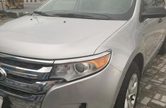 Sell cheap grey 2013 Ford Edge at mileage 80,000 in Lagos