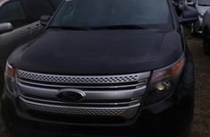 Ford Explorer 2013 Black color for sale