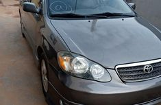 Need to sell high quality 2006 Toyota Corolla at mileage 100 in Lagos