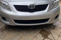 Clean and neat grey 2009 Toyota Corolla sedan at price ₦2,750,000 in Ibadan