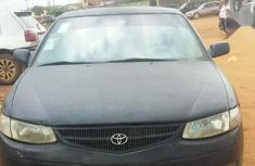 Need to sell cheap used black 2002 Toyota Solara sedan
