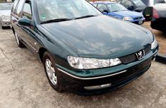 Sell well kept 2003 Peugeot 406 at price ₦1,550,000