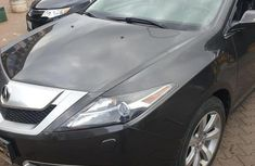 Grey 2010 Acura ZDX automatic at mileage 72,000 for sale