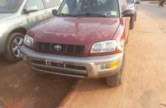 Toyota RAV4 1999 Red color for sale