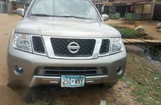 Selling 2009 Nissan Pathfinder at mileage 155,000 in good condition in Lagos