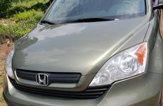 Well maintained 2007 Honda CR-V automatic for sale