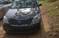 Clean and neat used 2005 Toyota Matrix suv in Abuja at cheap price