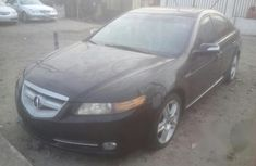 Neatly used 2008 Acura TL for sale in Lagos