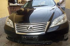 Sell high quality 2012 Lexus ES automatic