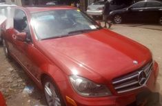 Sell well kept 2012 Mercedes-Benz C300 at price ₦6,500,000