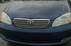 Used 2006 Toyota Corolla sedan automatic for sale at price ₦2,000,000
