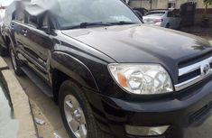 Used black 2004 Toyota 4-Runner car automatic at attractive price