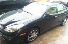 Lexus ES 2005 330 Black color for sale