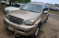 Used 2005 Lexus GX car at attractive price in Lagos