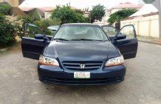 Used 2001 Honda Accord sedan at mileage 22,921 for sale