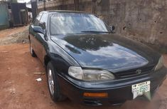 Toyota Camry 1996 Green color for sale