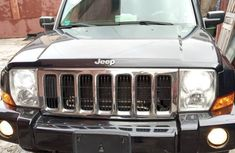 Used 2007 Jeep Commander suv at mileage 50,000 for sale