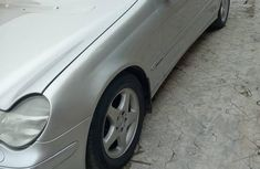 Best priced used 2002 Mercedes-Benz C200 at mileage 120,563 in Ibadan