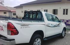 Selling 2019 Toyota Hilux pickup in good condition at price ₦18,000,000