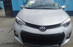 Need to sell high quality grey 2015 Toyota Corolla automatic at mileage 65,089