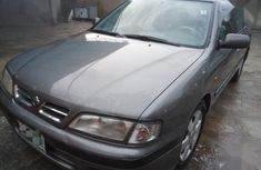 Sell grey 1998 Nissan Primera sedan automatic