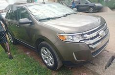Sell grey 2013 Ford Edge automatic at cheap price