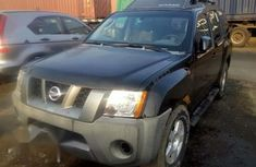 Sell black 2006 Nissan Xterra automatic at cheap price