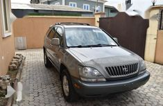 Grey 2001 Lexus RX car automatic at attractive price in Lagos