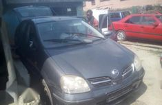 Clean and neat grey 2004 Nissan Almera